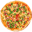 Pizza al Pesto $15.00