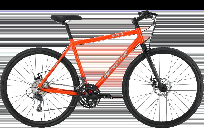 E-Fury orange