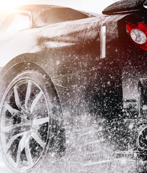 Professional Car Wash