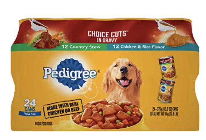 Pedigree Choice