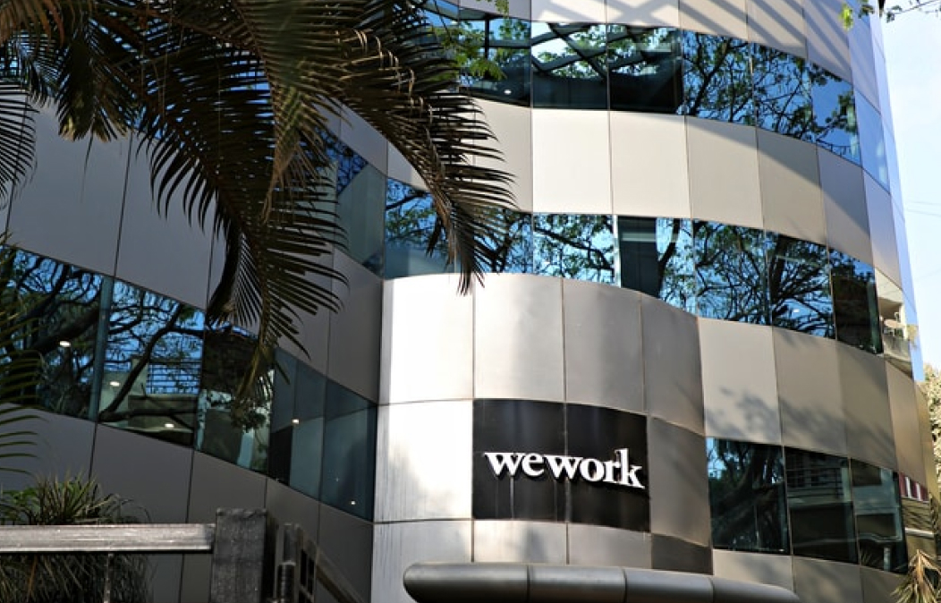 Landscape for WeWork