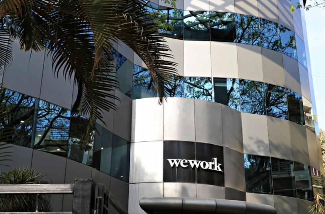 Landscape for WeWork